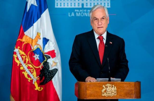 En Chile la oposición y gobierno logran acuerdo para convocar plebiscito en abril de 2020