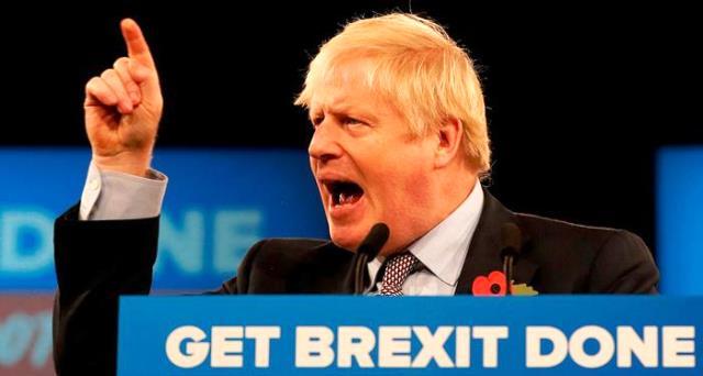 """Según Johnson el Reino Unido estará """"fuera"""" de la UE el 31 de enero 2020"""