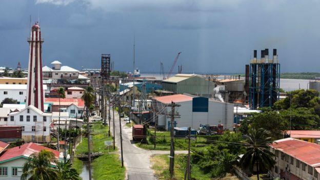 Guyana encontró petróleo y en 2020 empieza a exportarlo al mundo. El país va crecer 14 veces más rápido que China