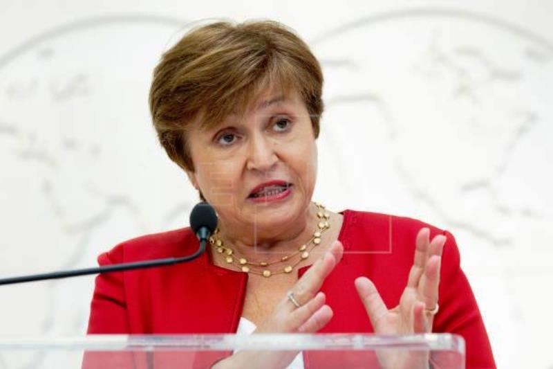La directora gerente del FMI, Kristalina Georgieva, advierte sobre los peligros de la divergencia de recuperación economía entre países y regiones