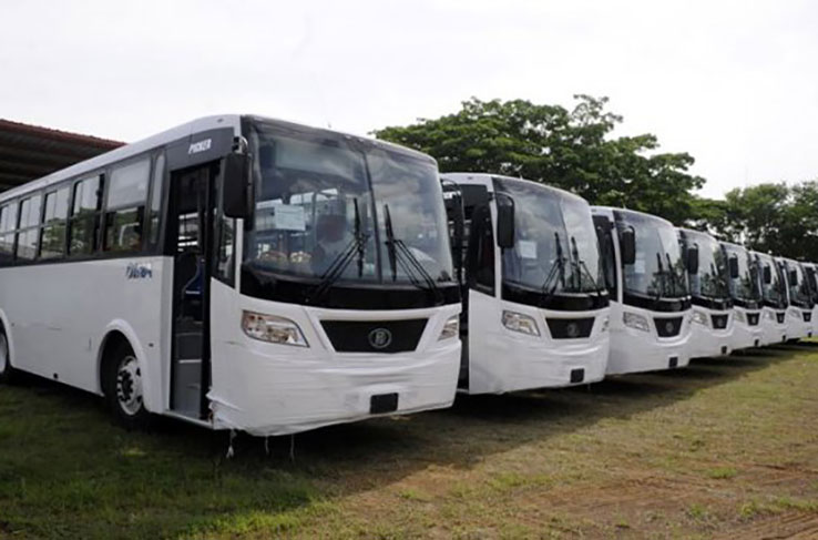 Nicaragua recibirá de Rusia vehículos KAVZ-4238-61 hasta finales de 2021.